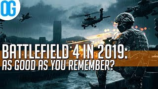 Battlefield 4 in 2019: As good as you remember?