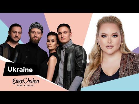 Eurovisioncalls Go_A - Ukraine 🇺🇦 with NikkieTutorials