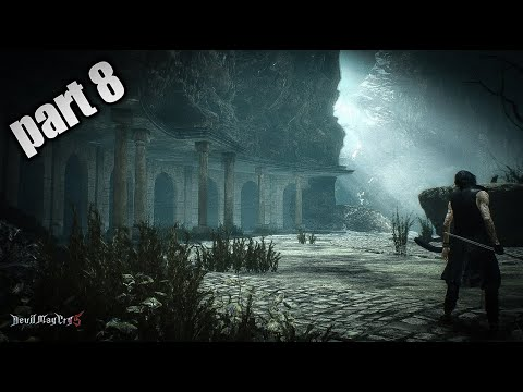 Devil May Cry 5 part 8 No commentary