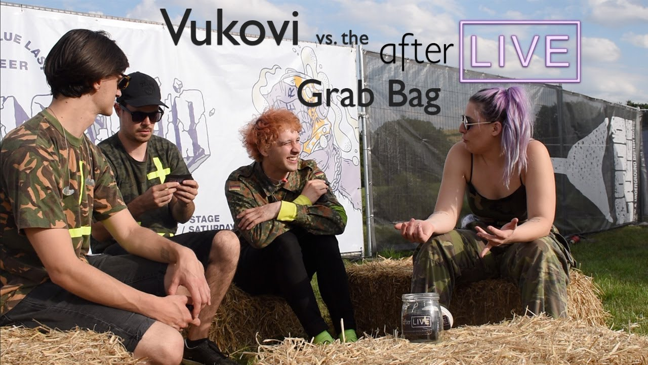 super popular bd686 17bec Vukovi vs the afterLIVE Grab Bag