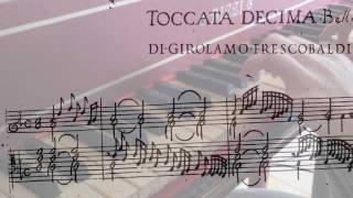 G. Frescobaldi: Toccata Decima
