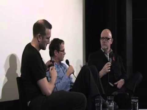 In Conversation With Paul Abbott and Phil Collinson -- Manchester, Cornerhouse -- 27-11-2008