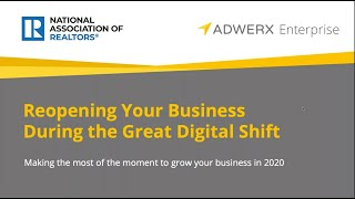 Reopening Your Business During the Great Digital Shift