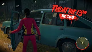 ME LLAMAN EL TAXISTA!! FRIDAY 13th: THE GAME