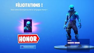 NEW EXCLUSIVE HONOR SKIN (Fortnite Battle Royale)