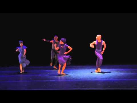 Dans   Alvin Ailey American Dance Theater   Four corners