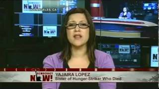 Death of Hunger-Striking California Prisoner Sparks New Outrage Over Inmates