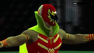 WWE 2K17 Community Showcase:Gran Metalik by matt2345_222(Xbox 360/PS3)