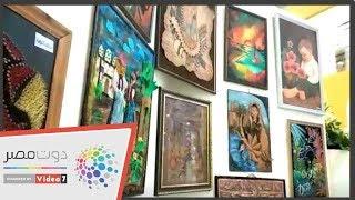 الفن والدين فى جناح الأزهر بمعرض القاهرة الدولي للكتاب