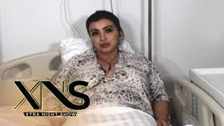 Adriana Bahmuţeanu a ajuns de urgenţă la spital!
