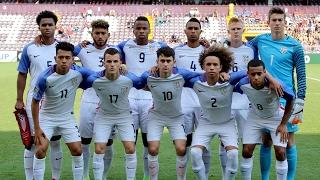 U-20 MNT vs. Panama: Highlights - Feb.18, 2017