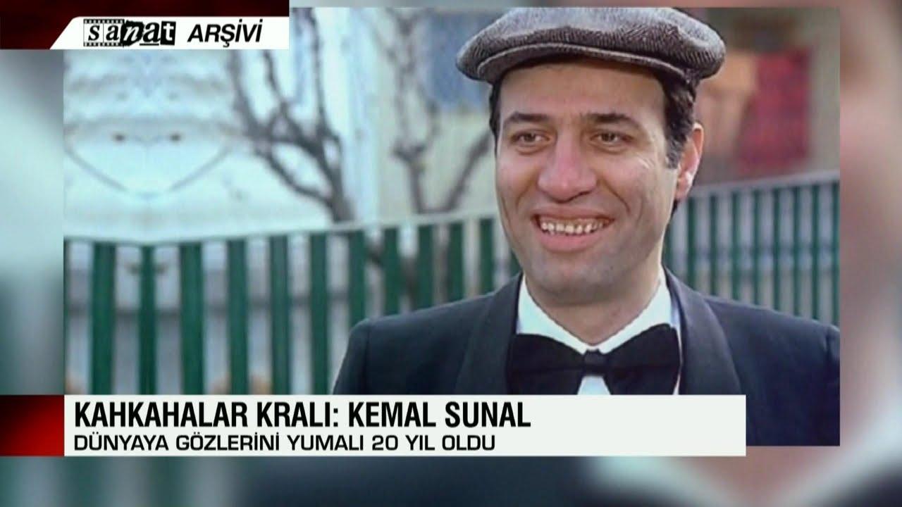 Gülüşüne dünyaları sığdıran Kemal Sunal'sız 20 yıl