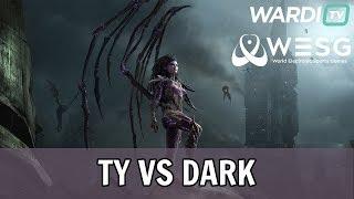 TY vs Dark (TvZ) - WESG South Korea Qualifier