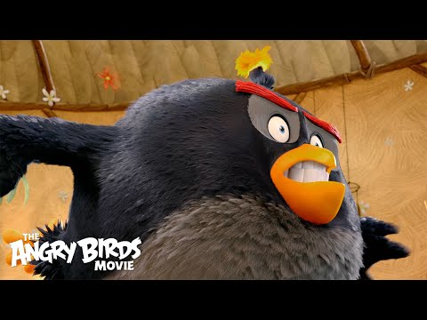 the angry birds movie meet bomb youtube. Black Bedroom Furniture Sets. Home Design Ideas