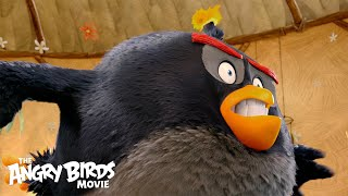 The Angry Birds Movie - Meet Bomb