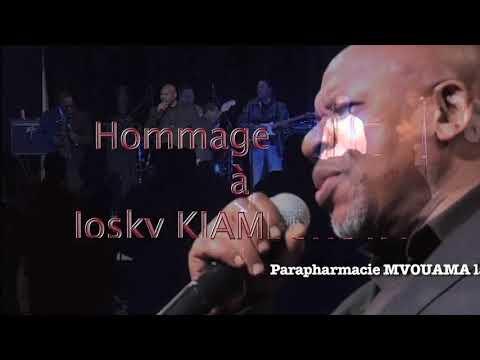 "Josky KIAMBUKUTA  ""Hommage Vivant"""