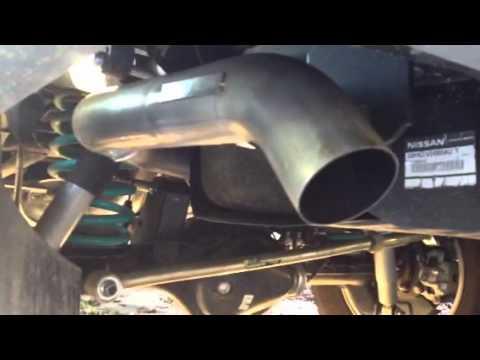 Nissan Patrol Gu8 Beaudesert Exhaust 2 75 Quot Youtube