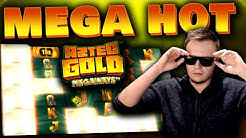 SUPER BIG WINS on Aztec Gold Megaways - Slot Highlights!