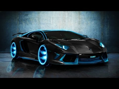 Lamborghini foto show