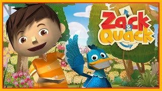 Zack and Quack Full English Games - Zack and Quack Mission to Mars!
