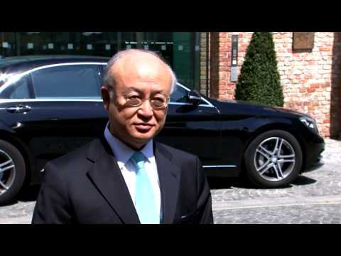 IAEA Director General Yukiya Amano's Remarks to Media in Vienna on Iran Talks