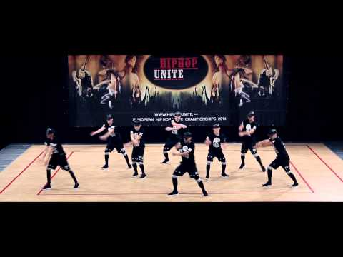Смотреть R3D ZONE - 1st Place - Fisaf Hip Hop Unite European Championship 2014 - Vienna онлайн