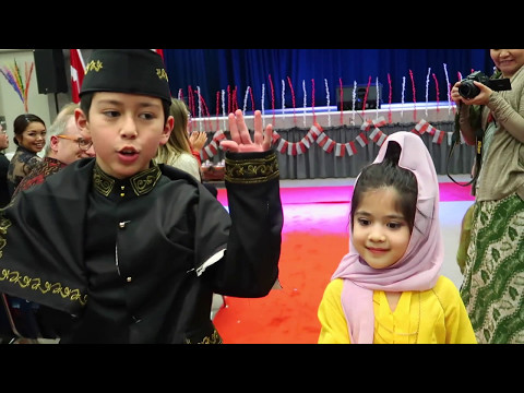 Edmonton-Canada | Indonesian Cultural Night Show by EICA, April 22,2017