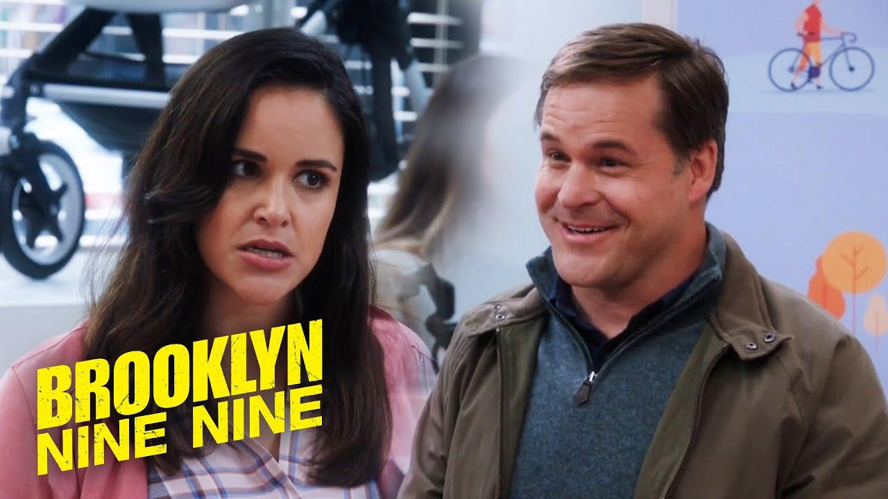 Amy Vs Teddy | Brooklyn Nine-Nine