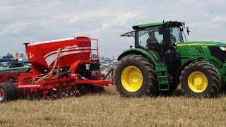 Pokaz maszyn rolniczych na Agro-Tech, Minikowo 2016