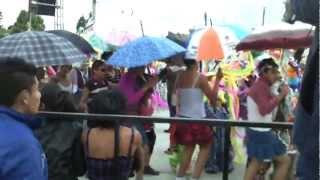 CARNAVAL DE SAN JERONIMO TIANGUISMANALCO PUEBLA 2012