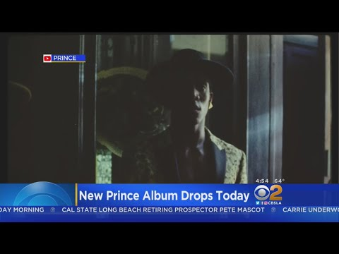 New Prince Album To Be Released Today