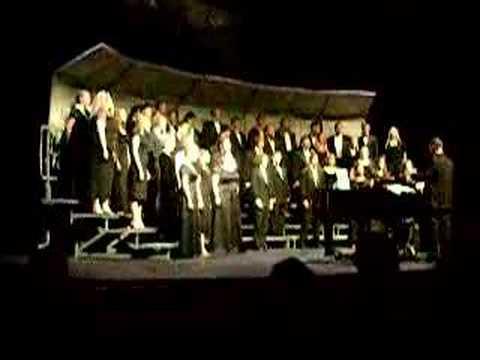 pstcc concert chorale-- michael row the boat ashore
