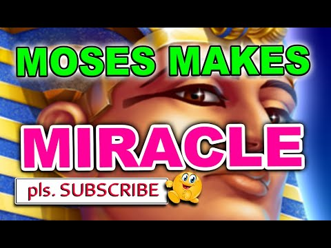 Moses makes Miracle