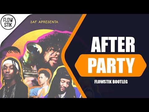 Deejay Telio & Deedz B - After Party FlowStik Bootleg