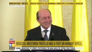 Traian Basescu: Antena 3, dar ce, e televiziune?