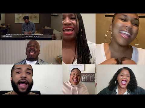 Zion Music Virtual Worship - Volume #2 #wearezionmusic