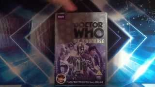Doctor Who DVD Review: The Moonbase