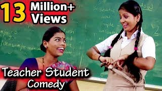 Paani Me Rehne Wale 5 Jeev - Hindi Comedy | Student Teacher Jokes
