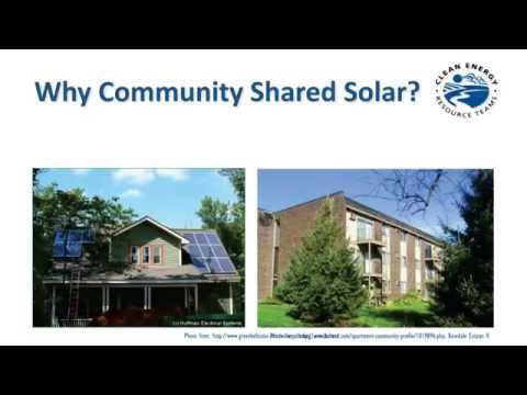 GreenStep Cities Workshop on Community Solar
