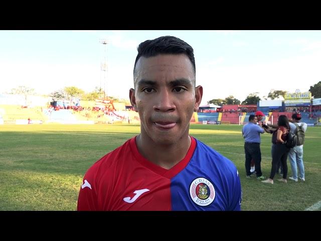 Declaraciones de Xavi García | FAS 2-0 Santa Tecla | Jornada 2 - Clausura 2020