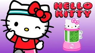 Hello Kitty Lunchbox - Cooking Games for kids.