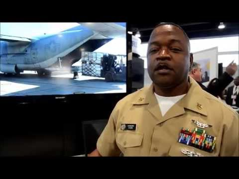 CNIC Fire and Emergency Services at SeaAirSpace 2014