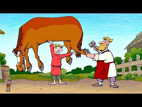 Про Степана Кузнеца | советские мультфильмы | Казачья сказка | About Stepan The Blacksmith