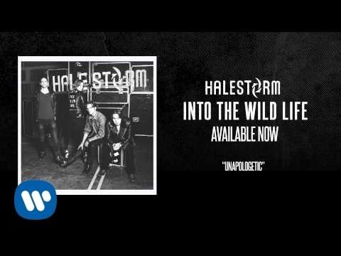 """Halestorm - """"Unapologetic"""" [Official Audio]"""