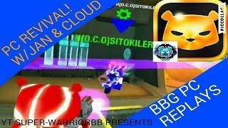 AWESOME THREE WAY BATTLE! W/JAN & CLOUD - Battle Bears Gold PC 2.6