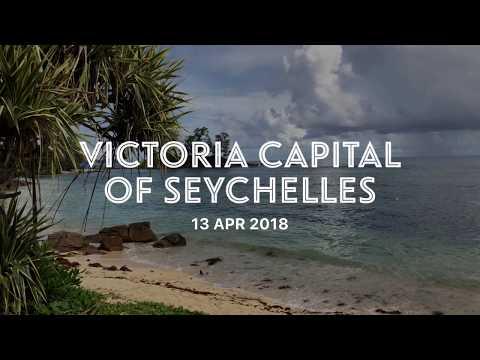 Victoria Mahe Capital of Seychelles