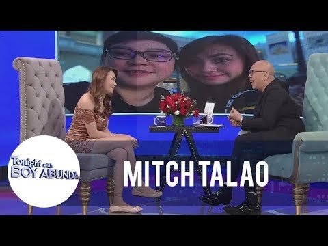 Tito Boy misses Mitch and Dudz' wedding because of his busy schedule | TWBA thumbnail
