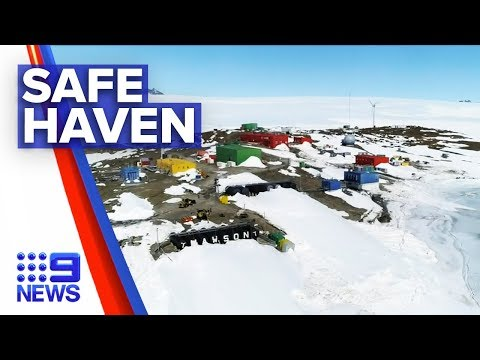 Coronavirus: Antarctica Is The Only Coronavirus Free Place On Earth   Nine News Australia