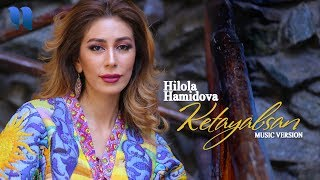 Hilola Hamidova   Ketayabsan  Хилола Хамидова   Кетаябсан Music Version