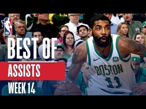 NBA's Best Assists | Week 14 | State Farm thumbnail